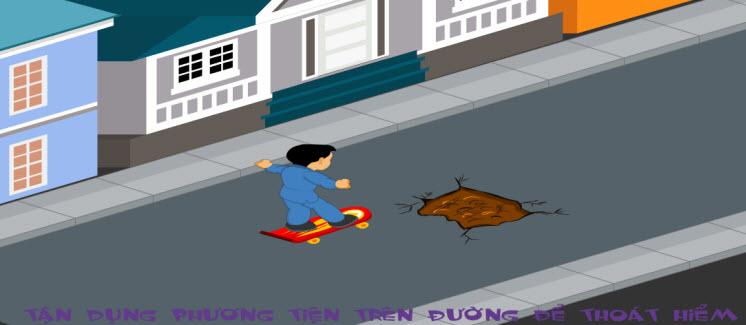 Game chạy trốn sóng thần hình ảnh 3