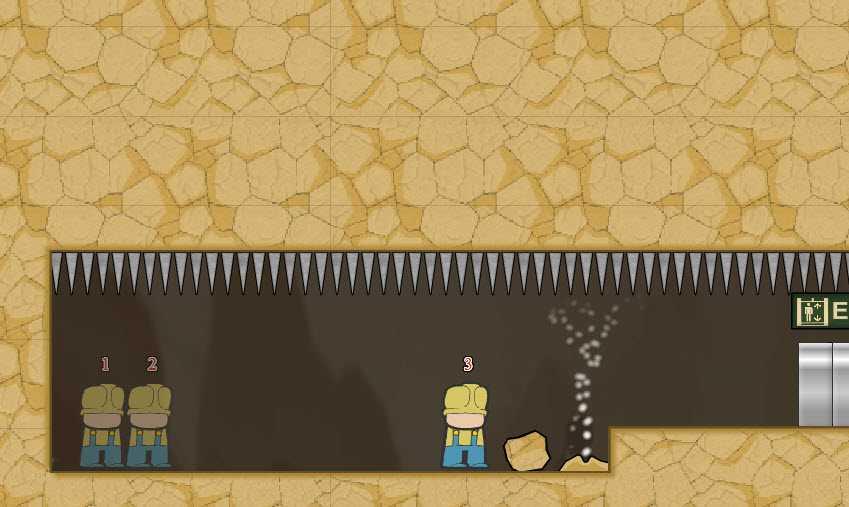 Game 3 người thợ mỏ - 135367